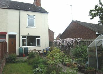 Thumbnail 2 bedroom end terrace house for sale in Florence Avenue, Queens Road, Hull