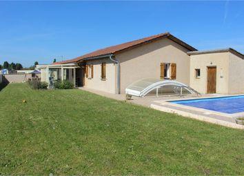Thumbnail 4 bed villa for sale in Rhône-Alpes, Ain, Saint Trivier De Courtes