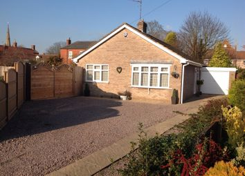 Thumbnail 3 bed detached bungalow for sale in Field Close, Gosberton, Spalding