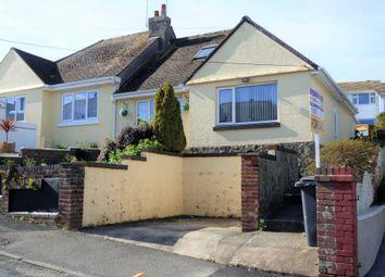 Thumbnail 2 bed semi-detached bungalow for sale in Eden Grove, Paignton
