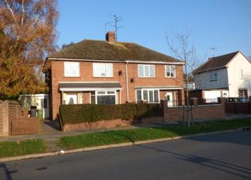 Thumbnail 3 bed semi-detached house for sale in Sycamore Avenue, Dogsthorpe, Peterborough, Cambridgeshire