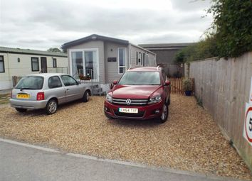 Thumbnail 2 bed mobile/park home for sale in Dulhorn Farm Holiday Park, Lympsham, Lympsham