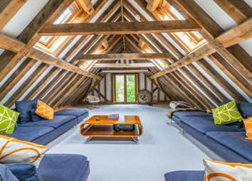 Thumbnail 4 bed barn conversion for sale in Emms Lane, Brooks Green, Horsham, West Sussex