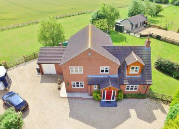 Thumbnail 4 bed detached house for sale in Station Road, Little Steeping