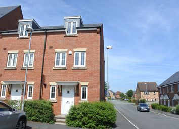 Thumbnail 3 bed town house to rent in Seymour Way, Magor, Caldicot