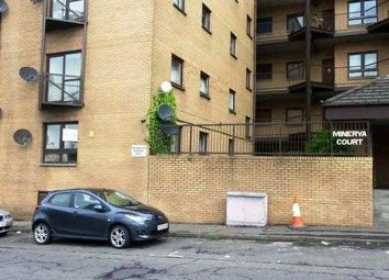 Thumbnail 1 bed flat to rent in Minerva Court, 124 Houldsworth Street, Glasgow