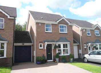 3 bed link-detached house for sale in Cheshire Close, Lutterworth LE17