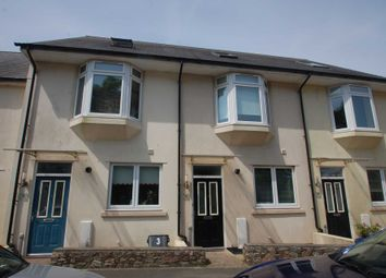 Thumbnail 3 bed terraced house to rent in Marcent Row, Brixham