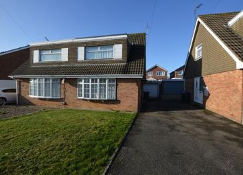 2 bed semi-detached house for sale in Goodwood Avenue, Northampton, Northamptonshire NN3