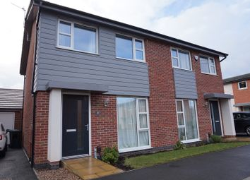 Thumbnail 3 bedroom semi-detached house for sale in Autumn Way, Beeston