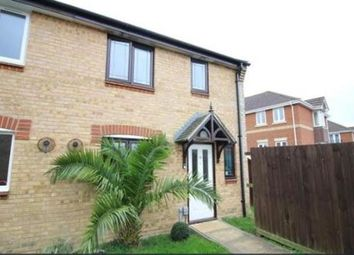 Thumbnail 3 bedroom semi-detached house to rent in Carmel Close, Hamworthy, Poole