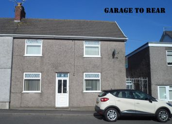 Thumbnail 3 bed semi-detached house for sale in Gwilym Road, Cwmllynfell, Swansea