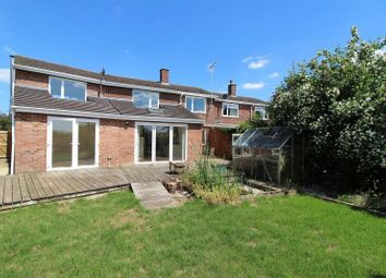 Thumbnail 4 bed end terrace house to rent in Linnet Drive, Westcott, Bucks