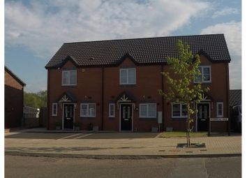 Thumbnail 2 bed terraced house for sale in Admiral Way, Leamington Spa