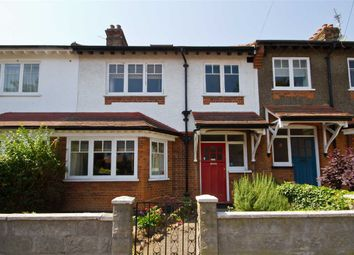 Thumbnail 4 bed property for sale in Eastbourne Avenue, London
