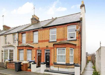 Thumbnail 2 bed end terrace house for sale in Gladstone Road, Margate