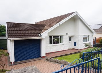 Thumbnail 3 bed detached house for sale in Lakeside Gardens, Merthyr Tydfil