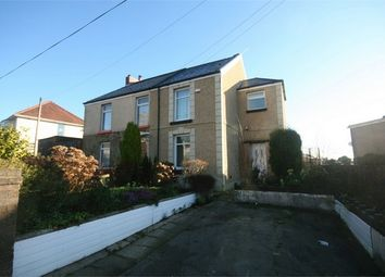 2 bed semi-detached house for sale in Heol Fach, Treboeth, Swansea SA5
