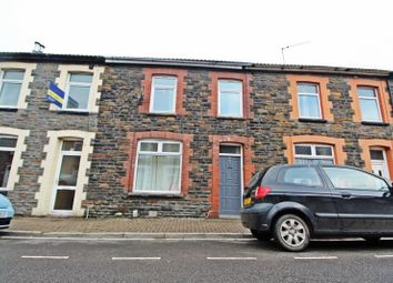 Thumbnail 4 bedroom terraced house to rent in Queen Street, Treforest
