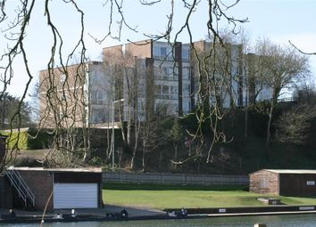 Thumbnail 2 bed flat for sale in Hartslock Court, Shooter's Hill, Pangbourne, Reading