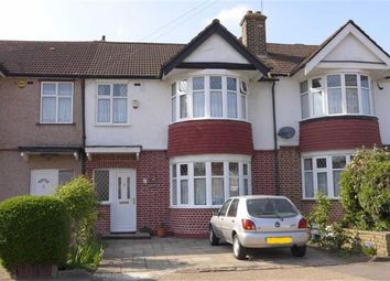 Thumbnail 3 bed terraced house for sale in Kenmore Avenue, Harrow, Middlesex