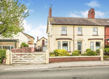 Thumbnail 5 bed semi-detached house for sale in Main Road, Broughton, Chester