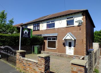 Thumbnail 3 bedroom semi-detached house for sale in The Quadrant, Offerton, Stockport