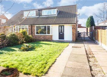 Thumbnail 3 bed semi-detached house for sale in Cresta Drive, Weston, Runcorn