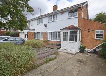 Thumbnail 4 bed semi-detached house for sale in The Linx, Bletchley, Milton Keynes