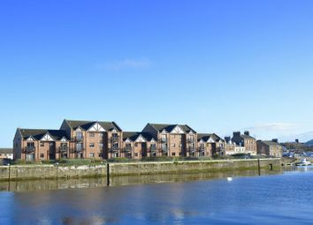 Thumbnail 2 bed flat for sale in North Harbour Street, Ayr