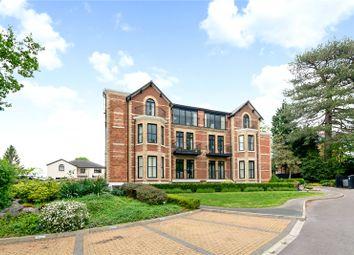 Thumbnail 2 bedroom flat for sale in Oak Lawn, 35 Macclesfield Road, Wilmslow, Cheshire