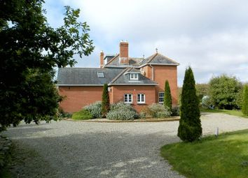Thumbnail 5 bed detached house for sale in Cardigan