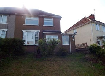 Thumbnail 3 bed semi-detached house to rent in Gaer Park Lane, Newport, South Wales.