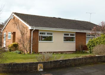 Thumbnail 2 bed semi-detached bungalow for sale in Willow Drive, Llay, Wrexham