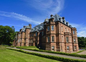 Thumbnail 2 bed flat for sale in Sorn, Mauchline