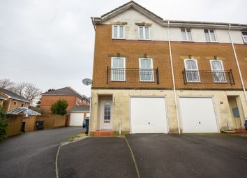 Thumbnail 4 bed town house for sale in Akeman Close, Yeovil