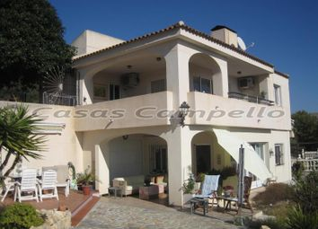 Thumbnail 4 bed detached house for sale in El Campello, Alicante, Spain