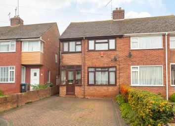 Northdown Road, Broadstairs CT10. 3 bed semi-detached house for sale
