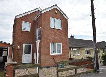 Thumbnail 3 bed detached house for sale in Haddon Street, Tibshelf, Alfreton, Derbyshire