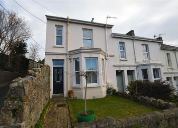 Thumbnail 4 bed end terrace house for sale in Charlton Terrace, Ivybridge, Devon