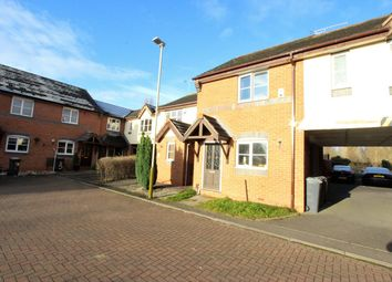 Thumbnail 2 bed semi-detached house for sale in Waterville Close, Leicester