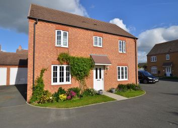 Wisteria Drive, Evesham WR11. 4 bed detached house for sale