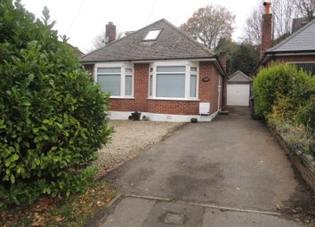 Thumbnail 1 bed detached bungalow for sale in 293 Alder Road, Poole
