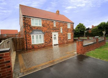Thumbnail 4 bed detached house for sale in Love Lane, Whitby