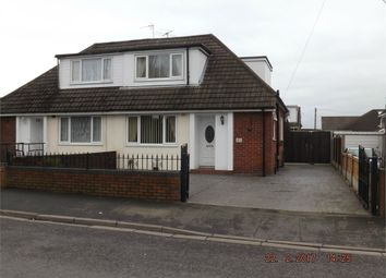 Thumbnail 3 bed detached house for sale in 48 Long Lane, Hindley Green, Wigan, Lancashire