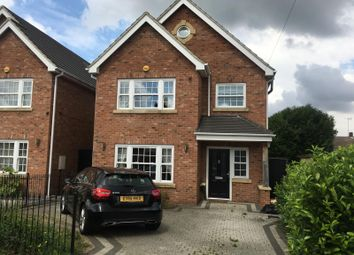 Thumbnail 5 bed detached house to rent in Kensington Road, Pilgrims Hatch, Brentwood