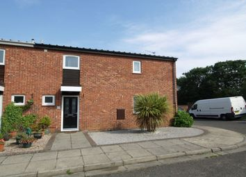 Thumbnail 3 bed terraced house for sale in Honey Close, Norwich