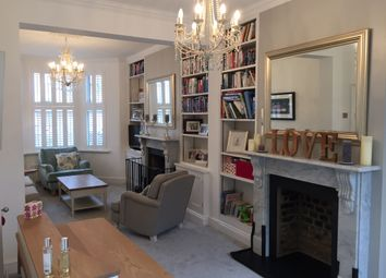 Thumbnail 4 bed terraced house to rent in Woodlands Park Road, London