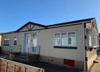 Thumbnail 2 bedroom mobile/park home for sale in Hardwick Bridge Caravan Park, Hardwick Road, King's Lynn
