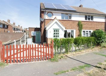 Thumbnail 2 bed semi-detached house for sale in Hatley Gardens, Benfleet